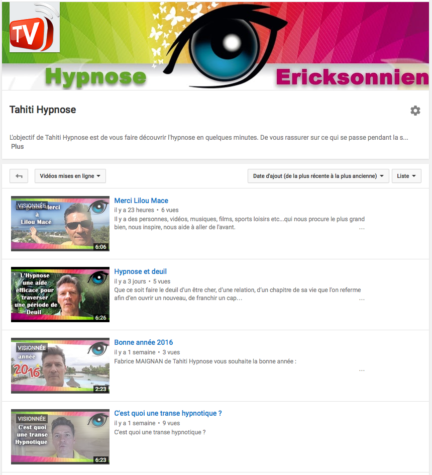 Videos-Yutube-Tahiti-Hypnose