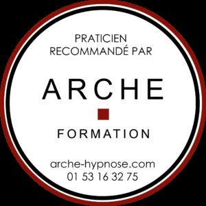 Hypnothérapeute certifié par l'ARCHE
