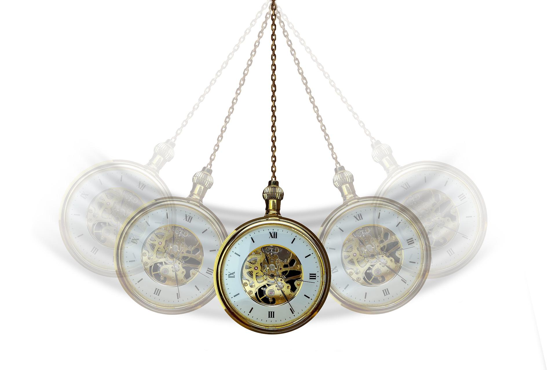 hypnose horloge